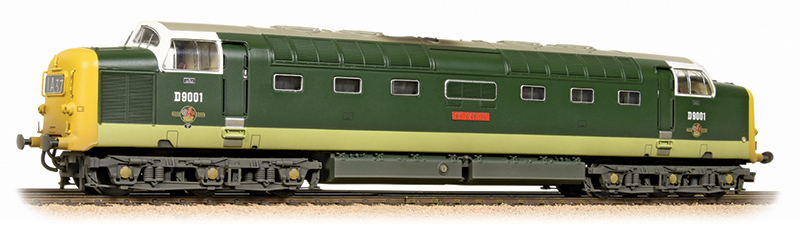 Bachmann - 32-533 - Deltic St Paddy in Two Tone Green