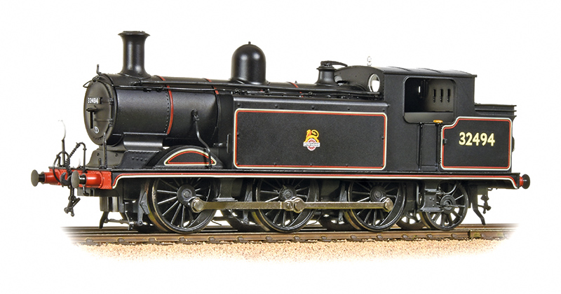 Bachmann - 35-079 - E4 0-6-2 Tank BR Black Early 42494