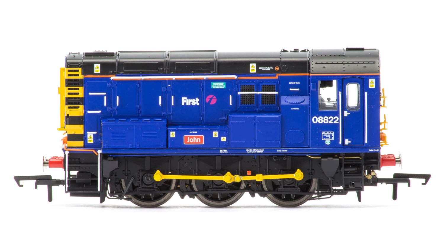 Hornby - R3343 Class 08 First Great Western