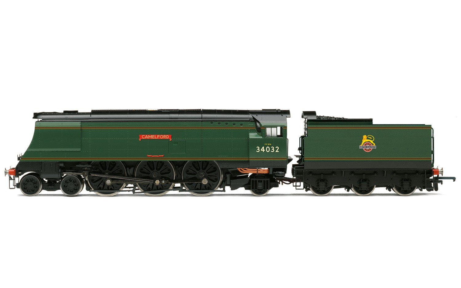 Hornby - R3445 - BR West Country 4-6-2 Camelford