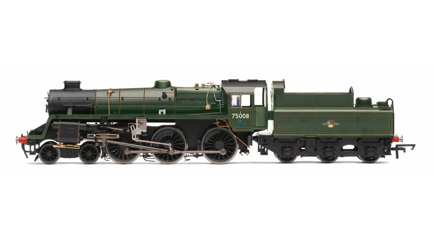 Hornby - R3547 - BR Standard 4MT 4-6-0 75008 BR Green Late