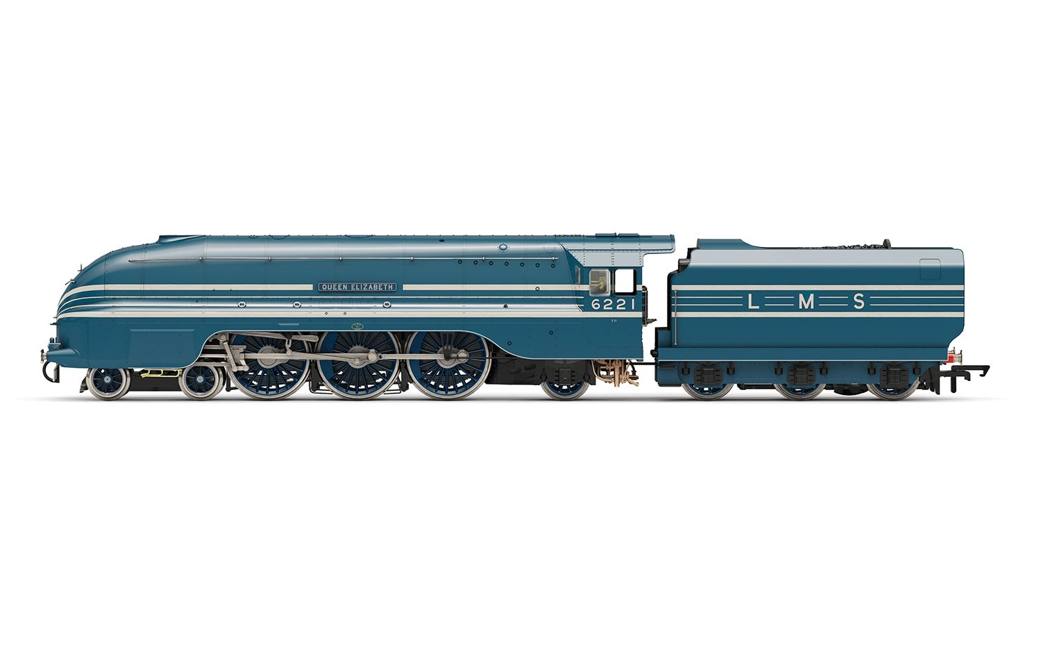 Hornby - R3623 - LMS Princess Coronation Queen Elizabeth