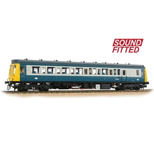 Bachmann - 35-526SF - Class 121 Single-Car DMU BR Blue & Grey