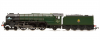 Hornby - R3098 - Tornado Loco Late BR Etched Nameplates Special Edition
