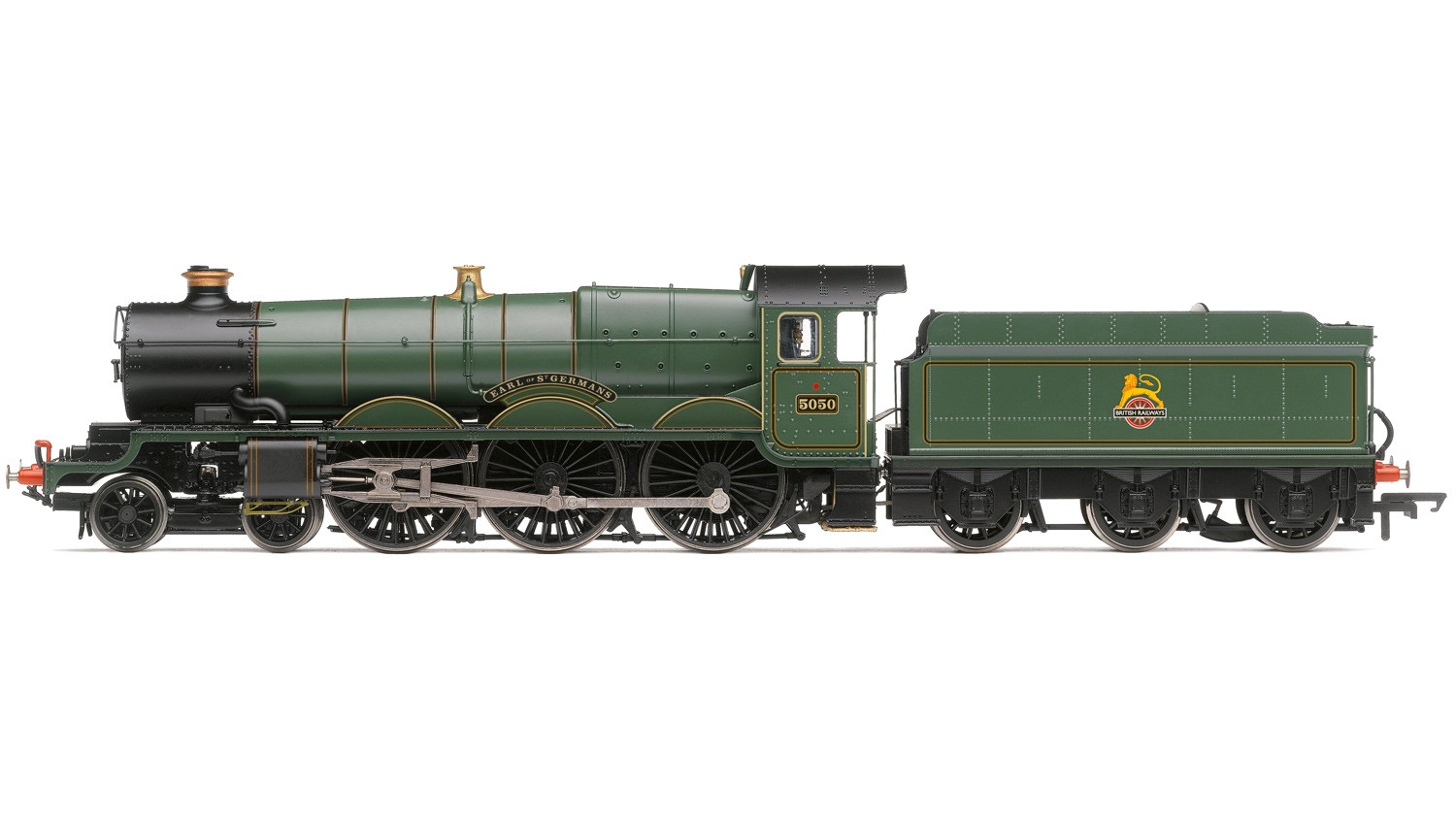 Hornby - R3383TTS - BR Castle 5050 Earl of St Germans TTS Sound Fitted