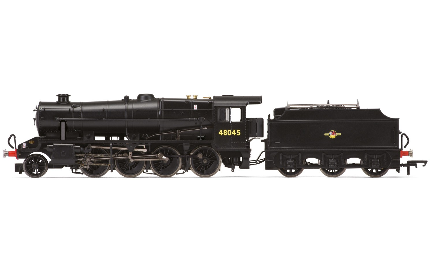 Hornby - R3564 - BR 8F 2-8-0 BR Black Late Crest Fowler Tender 48045