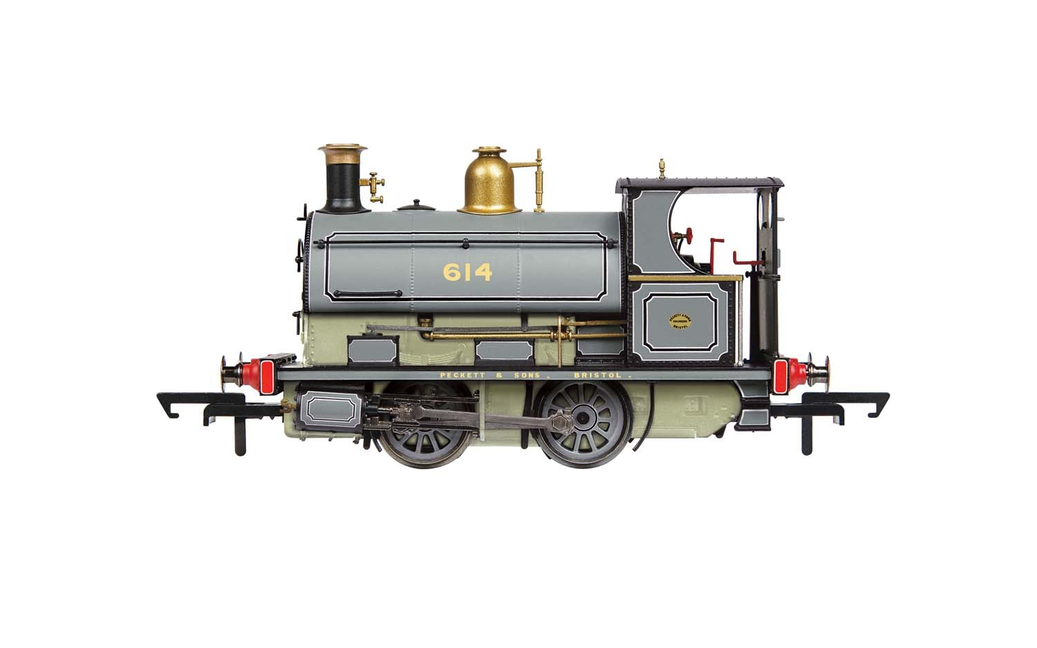 Hornby - R3825 - Peckett 614, Centenary Year Limited Edition - 2016