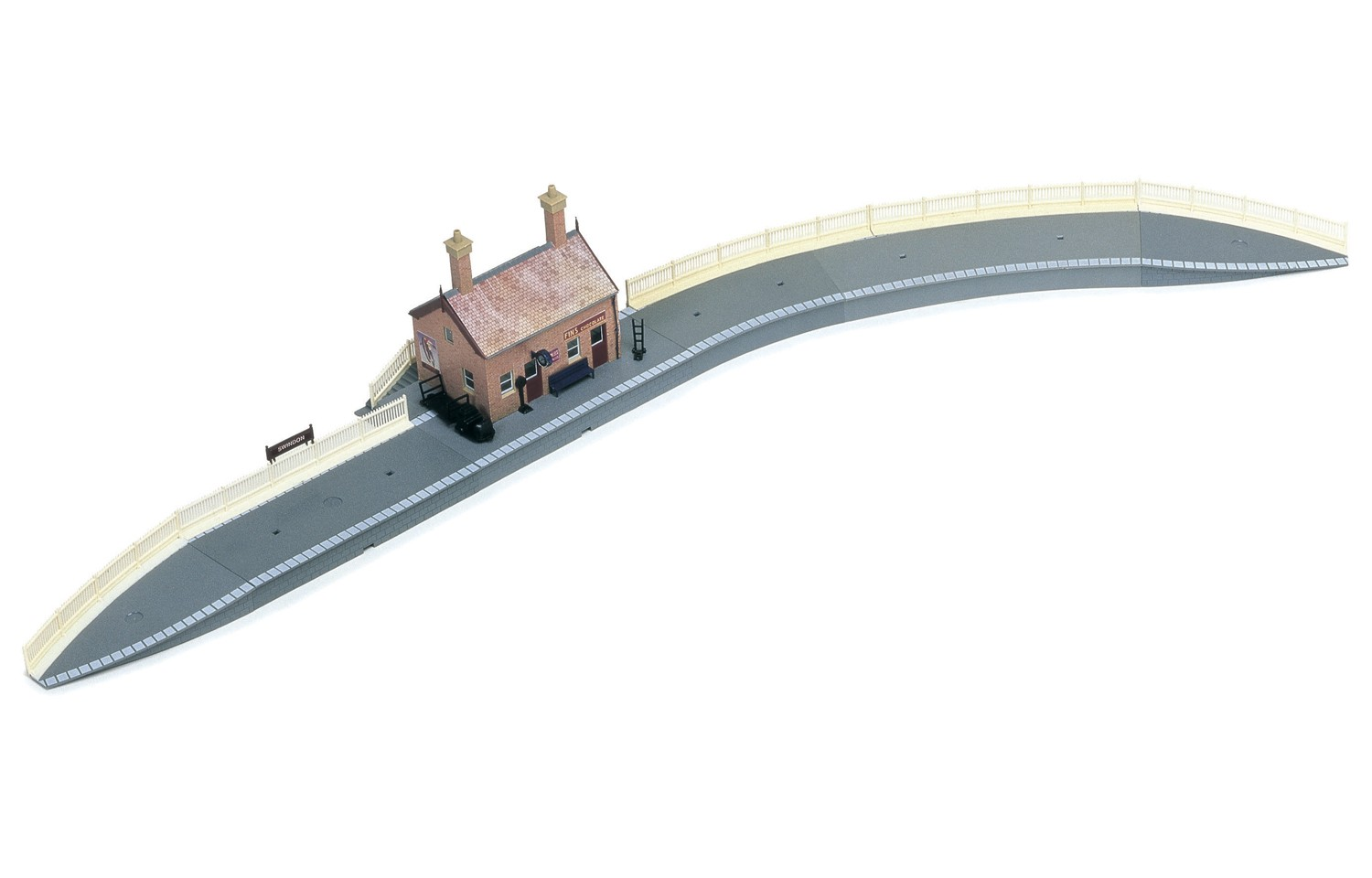 Hornby - R8000 - Country Station