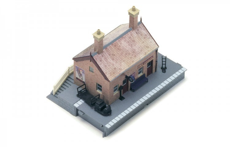 Hornby - R8001 - Waiting Room